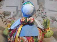Куколка Кубышка-Травница - 22 июля 2015 года