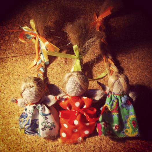 Куколка Счастье