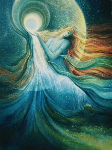 Танец Духа. Весеннее пробуждение. Радость действия