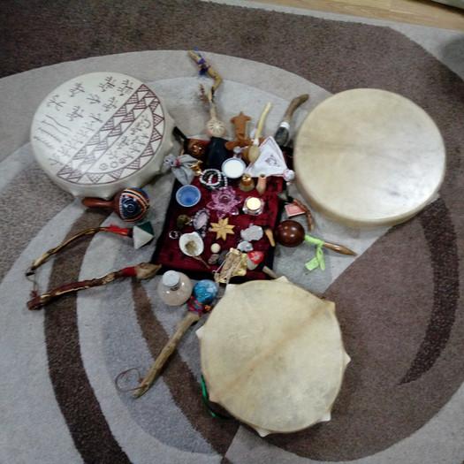 Базовый шаманский семинар в Белых облаках