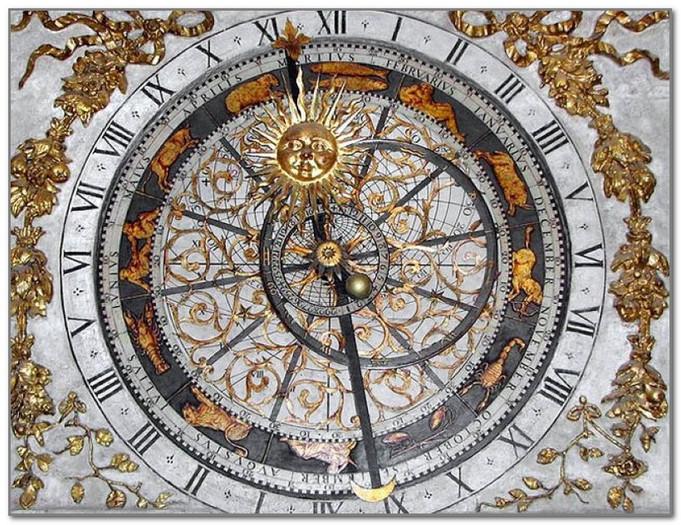 Хронос и Кайрос, время и удача - наши ресурсы